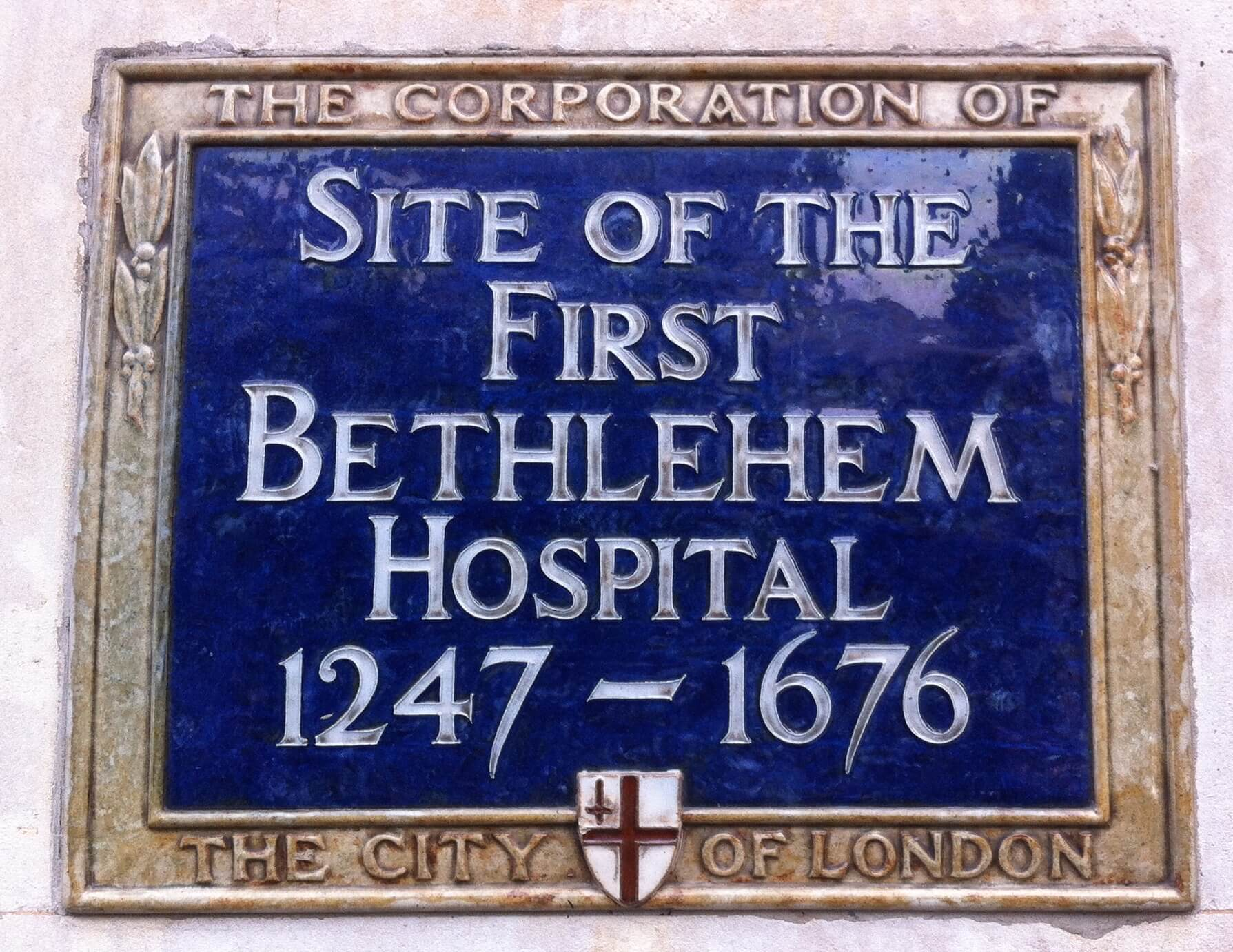 Header Image for: Bethlem Burial Ground